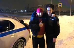Московский лейтенант нашел свою любовь на Смоленщине