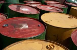 Тысячи бочек с химикатами: Greenpeace бьет тревогу из-за смоленской фирмы