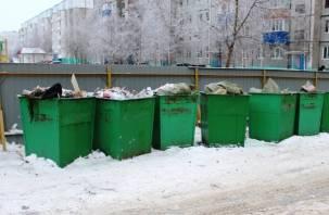 Житель Подмосковья убил смолянина и бросил в покрывалах возле помойки