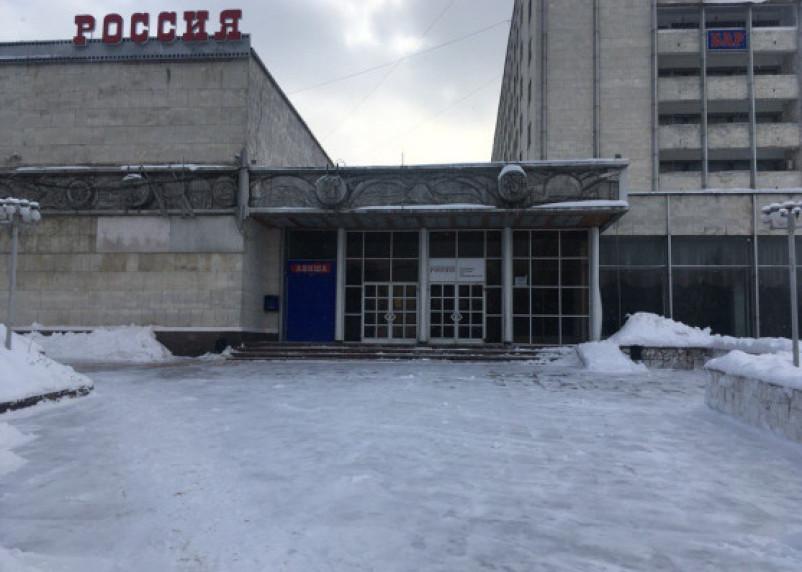 «Гнилой зуб» в центре Смоленска
