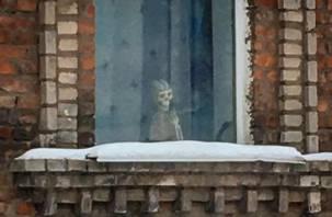 За смолянами наблюдает скелет Валерий