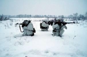 В Смоленской области тренируются снайперы Западного военного округа