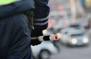 На Смоленщине началась «охота» на пьяных водителей