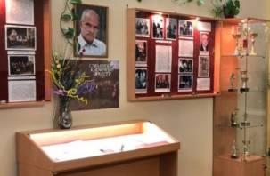 Музей музыканта и педагога Давида Русишвили появился в Смоленске