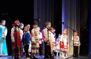 «Смоленские жаворонки» выступили в Губернском