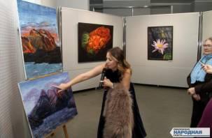 В Смоленске открылась выставка живописи