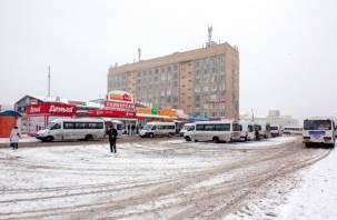 В Смоленске «остыла» Колхозная площадь