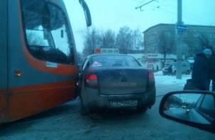 Смоленский электротранспорт теряет прибыль из-за участившихся аварий на рельсах