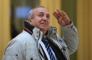 Сенатор от Смоленской области покинул высокий пост