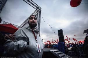 В Смоленске возбуждено административное дело на активиста штаба Навального