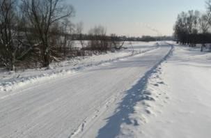 «Золотой километр» под Смоленском сдан в эксплуатацию