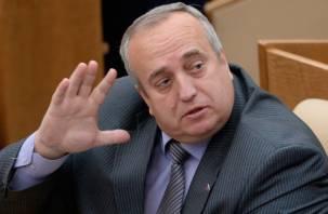 Почему сенатор от Смоленской области ушел с высокого поста