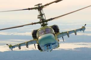 Боевые вертолеты «забомбят» Смоленскую область