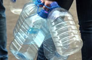 В Смоленске детский сад, школа и десятки жилых домов останутся без воды