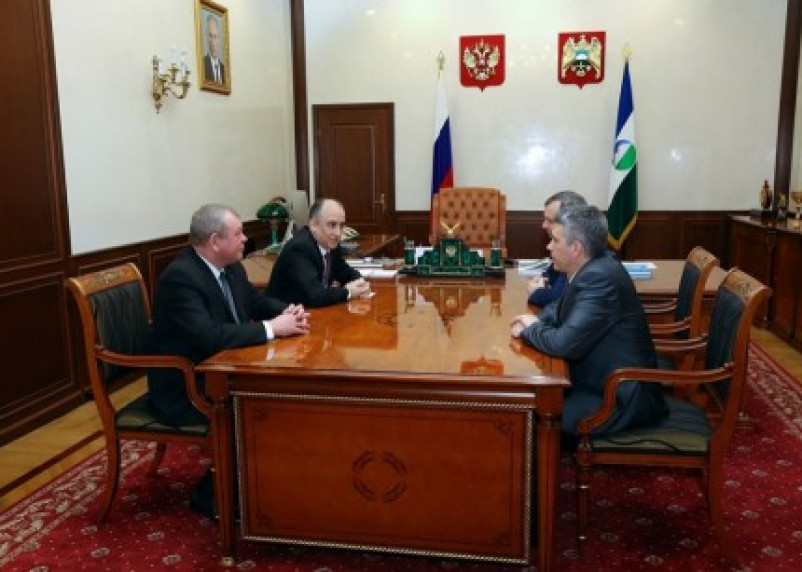 Глава пограничного УФСБ России по Смоленской области перебрался в Кабардино-Балкарию