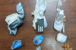 В Смоленском районе остановили наркомана за рулем
