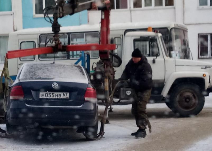 Смоленск «зачищают» к приезду вице-премьера России