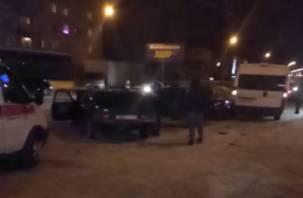 «Машины в мясо». В Смоленске произошла авария на «проклятом месте»