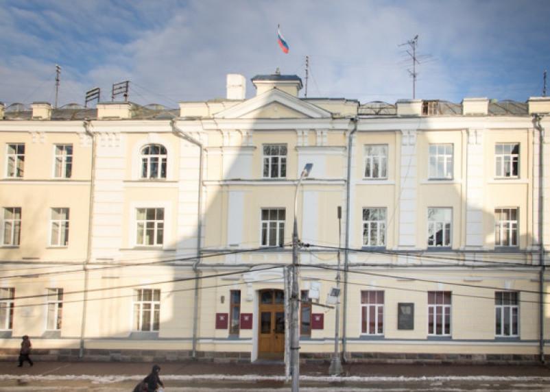 В Смоленске из здания городской администрации эвакуировали чиновников