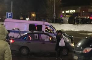 Школьник сообщил в полицию о заминировании ТЦ в Смоленске