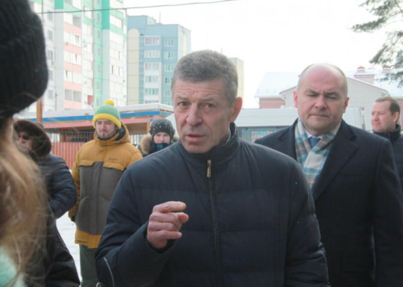 Вице-премьер России побывал в микрорайоне Королёвка в Смоленске