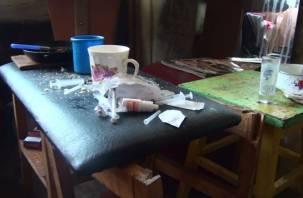 Тяжелые наркотики: в Сафонове прикрыли наркопритон
