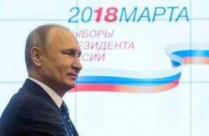 Путин набирает 71,97% голосов: в Смоленске продолжается подсчет голосов