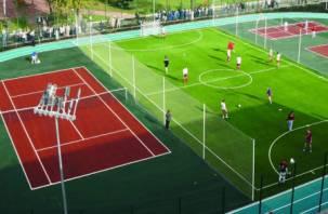 В Сортировке построят спортивную площадку за 7 млн рублей