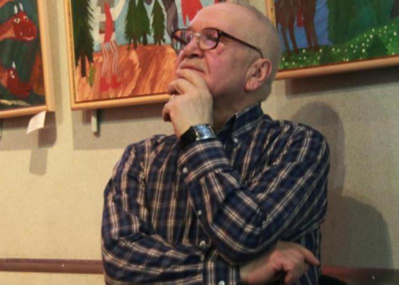 В Смоленске состоялся творческий вечер поэта и журналиста Александра Королёва
