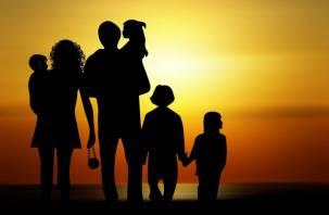 Смоленским семьям с четырьмя детьми могут начать платить по 100 тысяч рублей