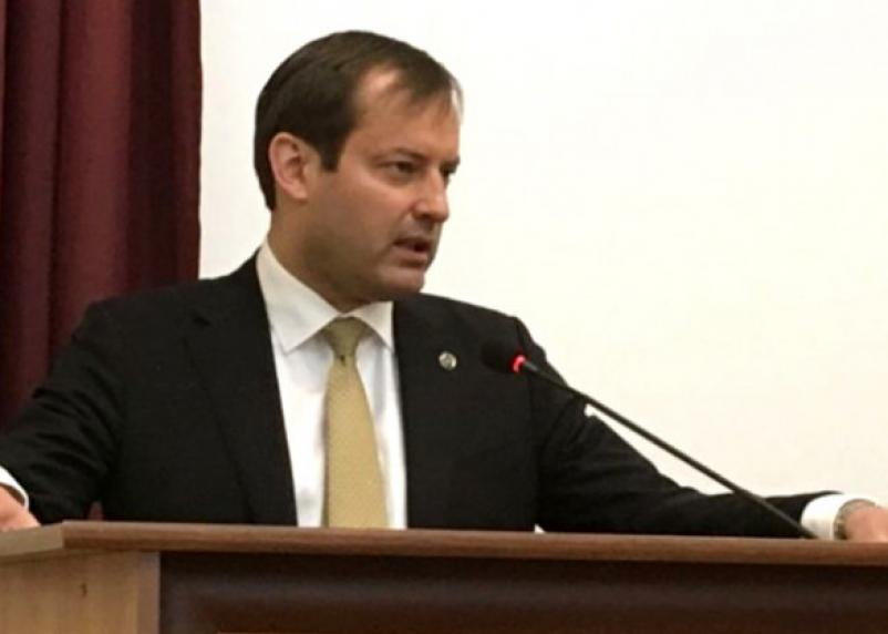 В Смоленском медуниверситете «выбрали» ректора