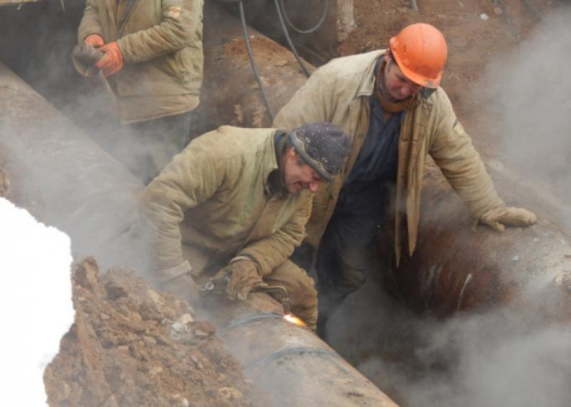 Опять бардак: смоляне замерзают в Заднепровье