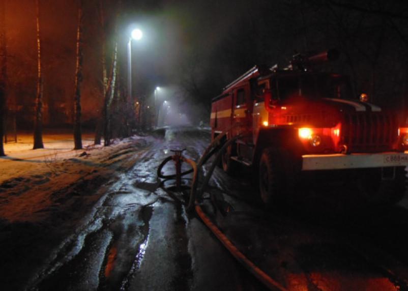 Смолянка заживо сгорела при пожаре в своем доме
