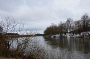 В Смоленской области в реке всплыл труп мужчины