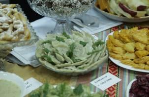Смолян приглашают на дегустацию постных блюд