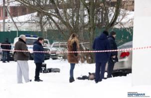 Стала известна личность жертвы заказного убийства в центре Смоленска