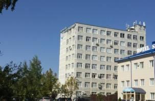 В Смоленске продается здание высшего учебного заведения