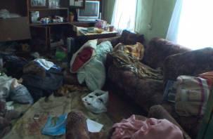 Зашли в дом, избили и ограбили. Под Смоленском произошло разбойное нападение на пенсионерку