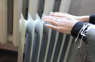 Жители центра Смоленска останутся без тепла и горячей воды