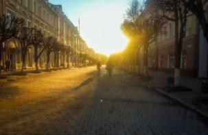 Мороз и снег покидают Смоленщину: в регионе потеплеет до +6