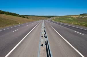 Через Смоленскую область пройдет первая частная трасса в России