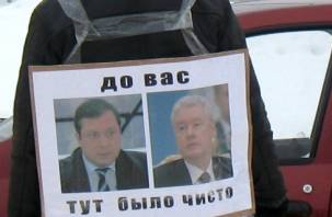 Оставьте мусор себе. Тверской губернатор подал пример Алексею Островскому