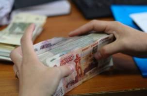В Смоленске директор компании задолжал своим работникам около двух млн рублей