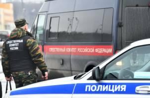 Сегодня в центре Смоленска застрелили мужчину