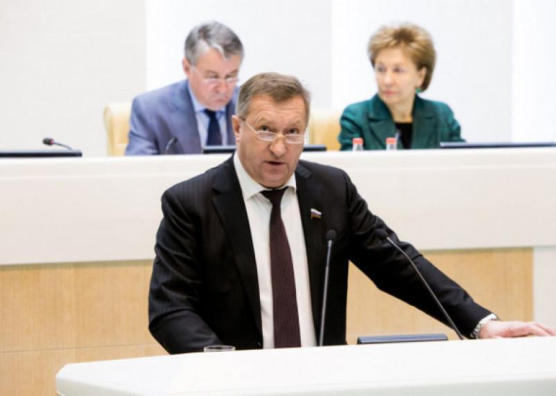 МОЛНИЯ. Экс-сенатор от Смоленской области Мишнёв осужден по делу о мошенничестве