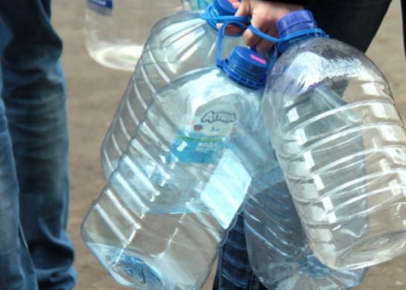 В Смоленске на Покровке отключат воду