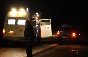 В Смоленске водитель иномарки сбил ребенка на «зебре»