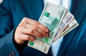 Директор смоленской компании не хотел расставаться с пятью млн рублей