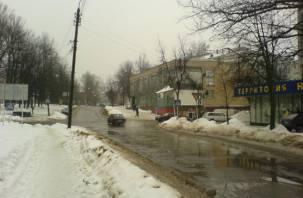 В Смоленской области на смену солнцу придет мокрый снег