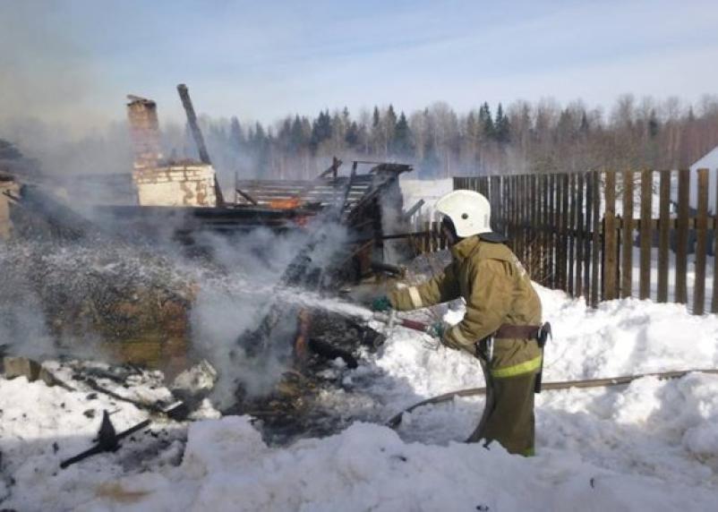 В Смоленской области семья в одночасье лишилась крова